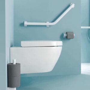 Toilettes confort intimité
