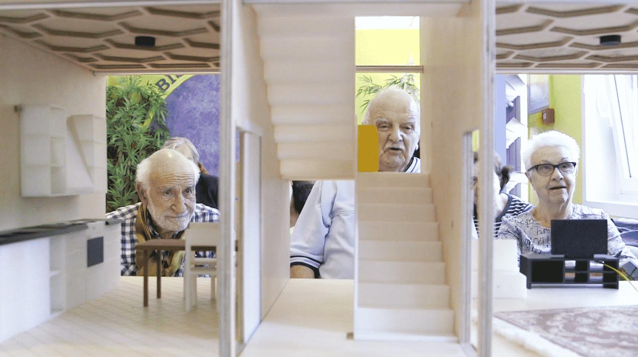 Maison miniature adapter son logement senior