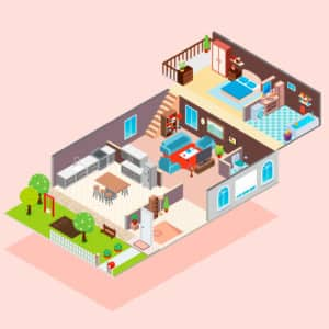 Choisir une pièce