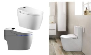 WC japonais wc lavant senior