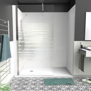 Remplacer votre baignoire par une douche sécurisée